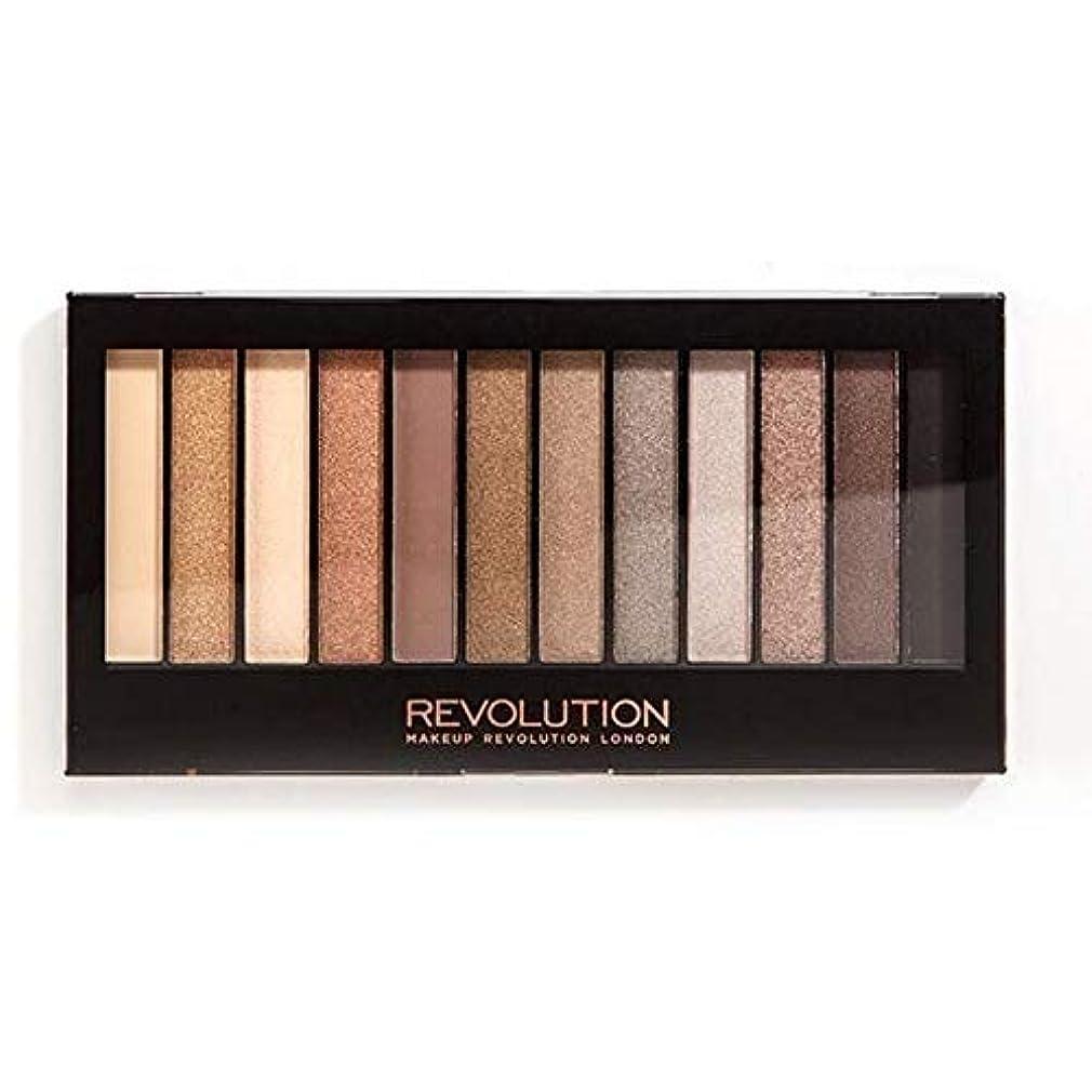 愚かなヘビー大統領[Revolution ] 回転償還象徴的な2アイシャドウパレット - Revolution Redemption Iconic 2 Eye Shadow Palette [並行輸入品]