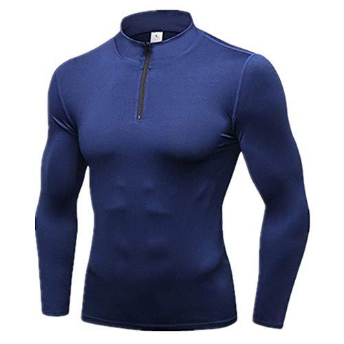 NOBRAND Nieuwe Lange Mouwen Sportswear T-Shirt Snelle Drogen Kleding Trui Hoodie Mannen