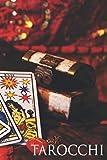 TAROCCHI: Libro dei tarocchi | Diario dei tarocchi: | Libro dei Tarocchi e delle Carte Oracle | 150 pagine precompilate da completare | Dimensioni 6 x 9 pollici | Idea regalo