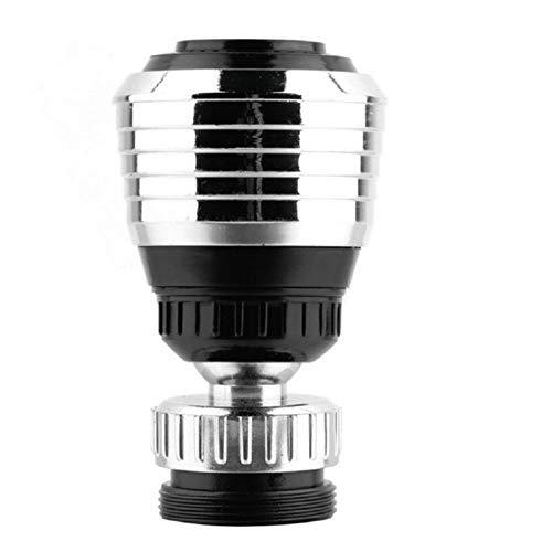 Rotable Ajustable 360 Grados Antisplash Faucet Cocina Ahorro de Agua Guardo de Agua Grifo Faucet Boquilla Filtro Adaptador Ajustable Cocina Herramientas (Color : 1pcs)