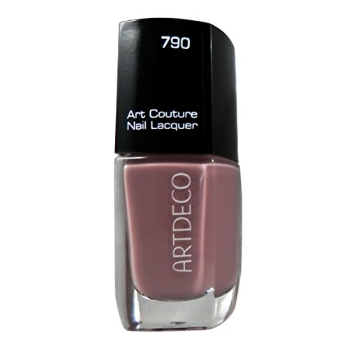 Artdeco Art Couture Nail Lacquer, Nagellack, 790, pebble grey, 1er Pack (1 x 10 ml)