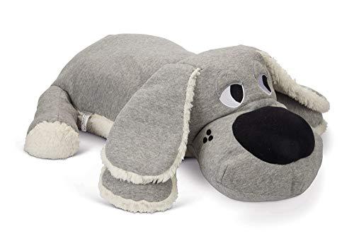 Beeztees Puppy XL-Cuddle Toy Boomba L: 70 cm B: 40 cm grau