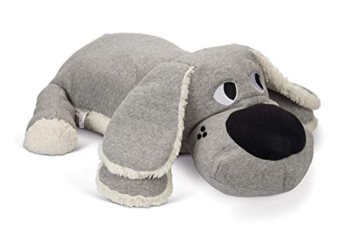 Beeztees 619898 BZ Puppy x l-Cuddle Toy Boomba, 70 x 40 cm, grau