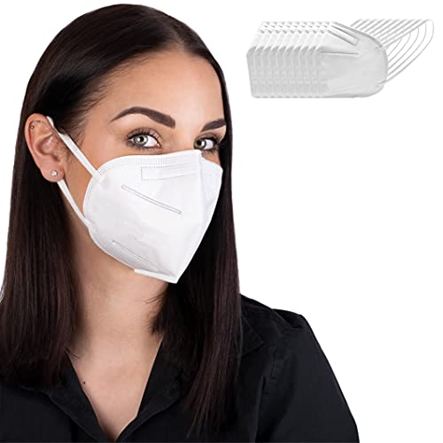KN95/N95 Face Mask UK | Face Masks | Face Covering | 5 Layer High Particle...