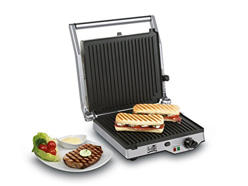 Fritel GR2275 Panini Grill met Barbecue Functie