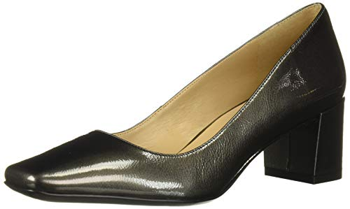 Naturalizer Women's Karina Pump, Gunmetal, 11 Wide