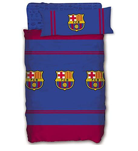 EL DRAGON BLANCO Juego de sábanas FC Barcelona 105