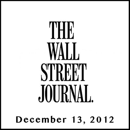 The Morning Read from The Wall Street Journal, December 13, 2012 copertina