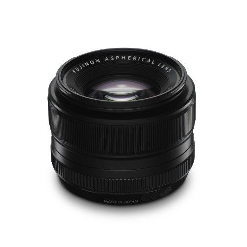 Fujifilm Fujinon XF 35 mm f:1.4 R - Objetivo con distancia focal fija (Diámetro: 52 mm), negro