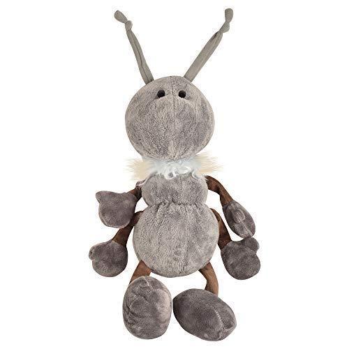 BOHS Hormiga de Felpa con Bufanda - Juguete de Animales de Insectos de Peluche Suave abrazable - 15 Pulgadas