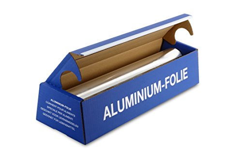 Quicky HP-99287 aluminium folie, Cutterbox, type 150, 44 cm