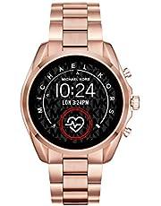 Michael Kors Smartwatch Connected con Wear OS by Google con Altoparlante, Frequenza Cardiaca, GPS, NFC e Notifiche per Smartphone