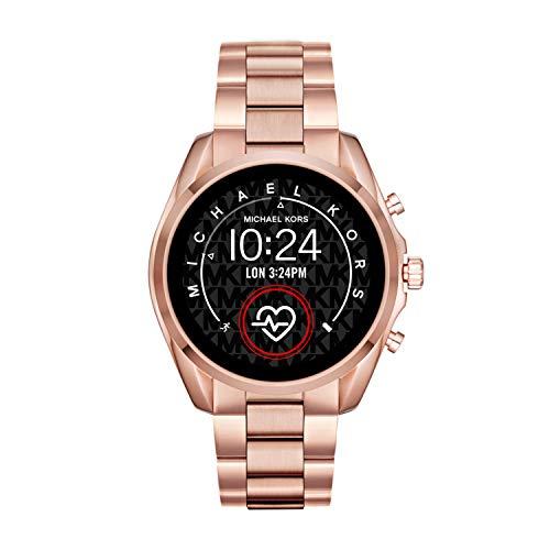 Michael Kors Damen Gen 5 Bradshaw Smartwatch MKT5086