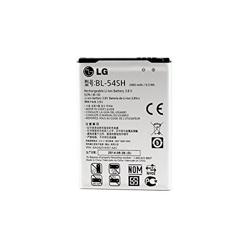 Akku Original LG bl-54sh für LG Optimus F7, G3s, L90, Bello 2X150, 2460mAh, Bulk