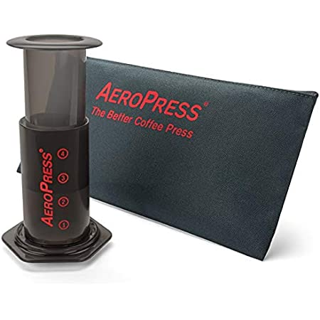 Aerobie AeroPress Coffee Maker with Tote Bag by AeroPress