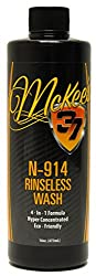 McKee's 37 Rinseless Waterless Wash