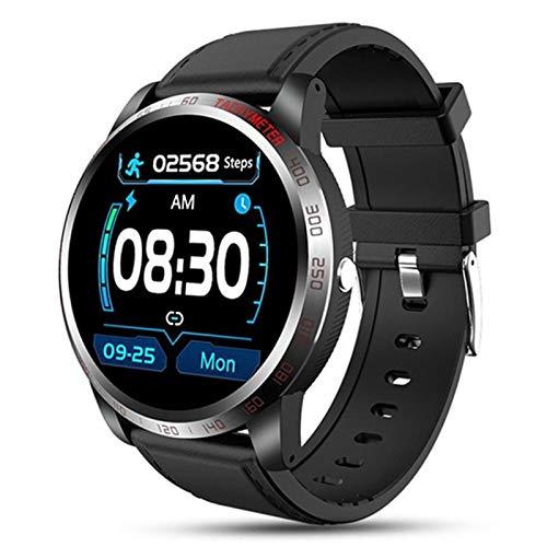 YXJ 2021 Nuevo W3 Smart Watch para Hombres Y Mujeres Deportes Smart Watch Sleep Podómetro Reloj Despertador Vida Impermeable IP68 Sport Smart Watch,F