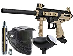 Tippmann Cronus Basic Gun Tan