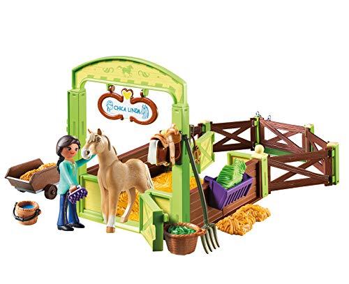 Establo de Chica Linda y Pru Playmobil (9479)