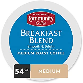 54-Count Community Coffee Breakfast Blend Medium Roast