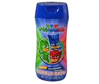 PJ Masks Brave Blueberry Scented Bubble Bath