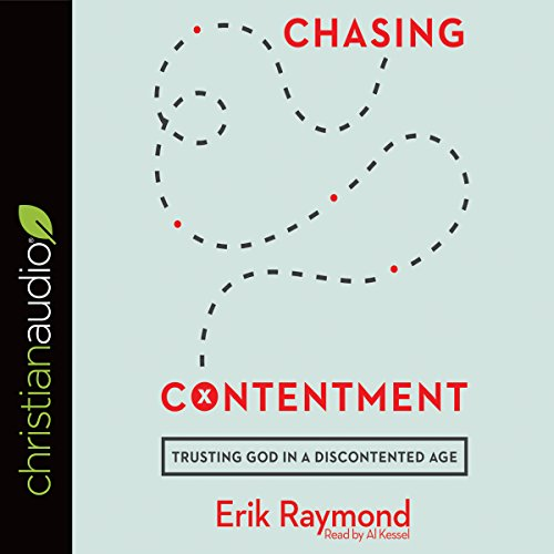 Chasing Contentment audiobook cover art