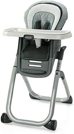 Graco DuoDiner DLX 6 in 1 High Chair Converts to Dining Booster Seat Youth Stool and More Mathis product image