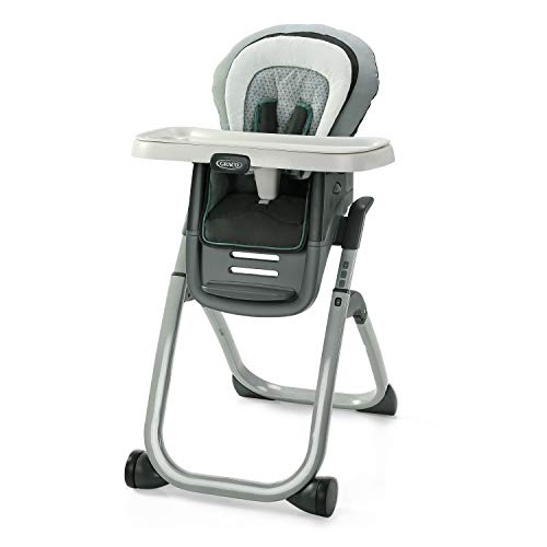Graco DuoDiner DLX 6 in 1 High Chair   Converts to Dining Booster Seat, Youth Stool, and More, Mathis