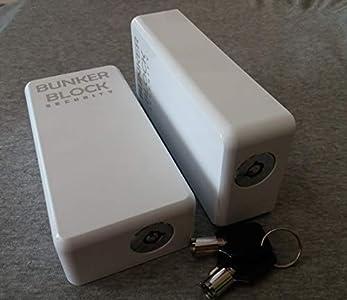 PRECIO 142,99 € - 2 Cerraduras candado cierre Puertas Furgonetas (BUNKER BLOCK Mod. Manual MN20) MADE IN SPAIN - LEER LA DESCRIPCION DEL PRODUCTO