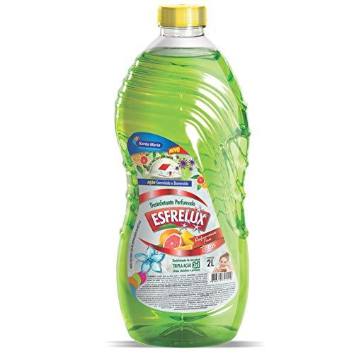 Desinfetante Esfrelux Citrus 2L