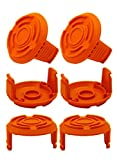 Iceyyyy 6 Pack GT Trimmer Replacement Spool...
