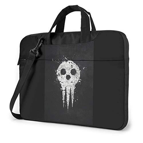 Computer Laptop Case,Soul Eater Laptop Shoulder Bag,Soft Comfortable Messenger Protective Bags For Men Women,40x29x2cm