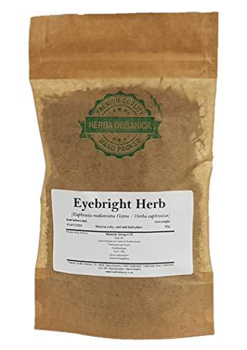 Augentrostkraut / Euphrasia L / Eyebright Herb # Herba Organica # Große Augentrost, Wiesen-Augentrost, Gemeiner Augentrost (50g)