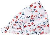 Sterntaler Fascia per Capelli Cappellino, Bianco (Weiss 500), (Taglia Unica: 49) Bimba