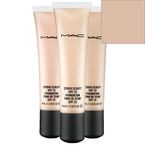 MAC Studio Sculpt SPF 15 Foundation, NW20, 40 ml
