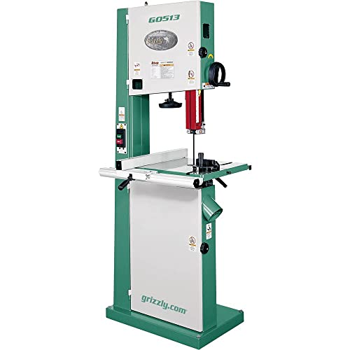 Grizzly Industrial G0513-17' 2 HP Bandsaw