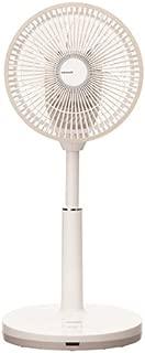 東芝 扇風機 マイコン式リビング扇 SIENTμ グランホワイト F-DPS20(W)