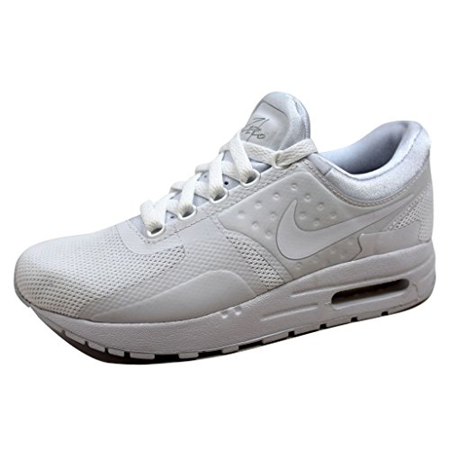 Nike Air MAX Zero Essential GS, Zapatillas de Trail Running Hombre, Blanco (White/White/Wolf Grey/Pure Platinum 100), 36.5 EU
