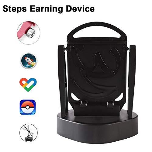 Schrittzähler für Handy, Handy, Wiggler-Zubehör, Schnellschritte, Earning Device für Poke Ball Plus Pokemon Go Handy Schrittzähler