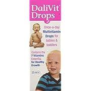 Dalivit 25 ml Drops