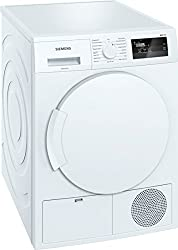 Siemens iQ300 WT43H000 iSensoric Wärmepumpentrockner / A+ / 7 kg / Großes Display mit Endezeitvorwahl / easyClean Filter / Super40