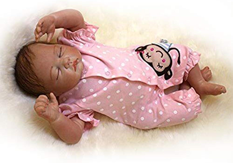 sorteos de estadio ZIYIUI Nuevo Version55cm Toque Real muñeca muñeca muñeca renacida Silicona Suave Vinilo algodón Cuerpo Hecho a Mano bebé Regalo  minoristas en línea