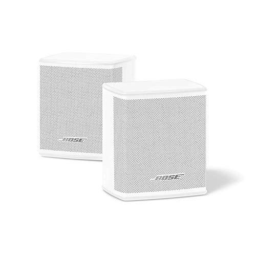 Bose Soundbar700 Weiß + Surround Speakers Weiß, mit Alexa-Integration