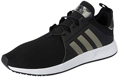 adidas X_PLR, Zapatillas para Hombre, Negro (Core Black/Ash Silver/Footwear White 0), 42 EU