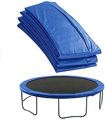 JYDNBGLS Cubierta de repuesto para trampolín de 10 pies de repuesto de almohadilla de seguridad de resorte, impermeable Pad trampolín Accesorios