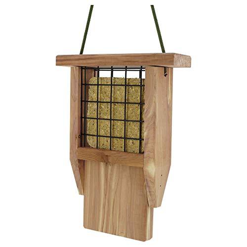 Nature Marke - Mangeoire Woodpecker pour Oiseaux du Ciel