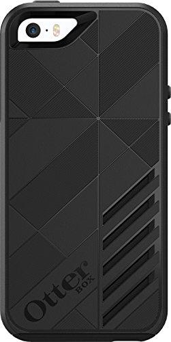 Otterbox Achiever - Funda de protección para Apple iPhone 5/5s/SE, color negro
