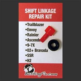 BushingFix TB1KIT9 - Transmission Shift Cable Bushing Repair Kit