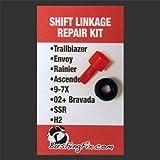 BushingFix TB1KIT - Transmission Shift Cable Bushing Repair Kit