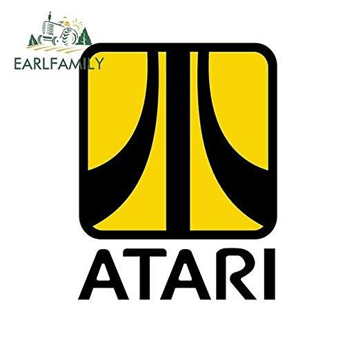 A/X 13 cm 10,2 cm para Atari Sideart Arcade Videojuego Vinilo Fino...